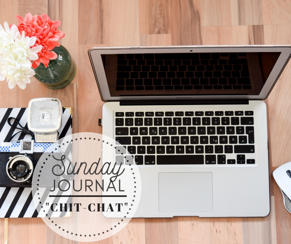 Sunday Journal: Chit-Chat … New Year Wishes