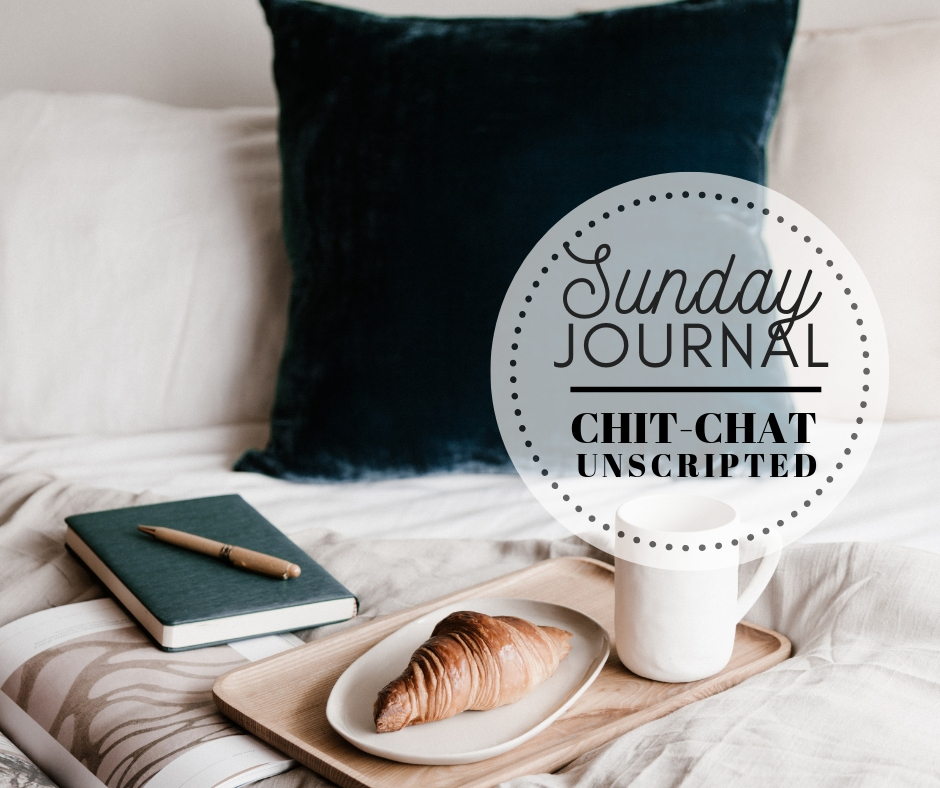 Sunday Chit-Chat