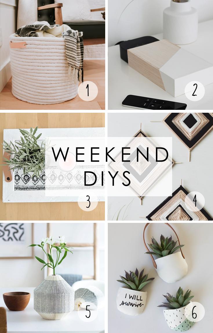 Weekend DIY PIN