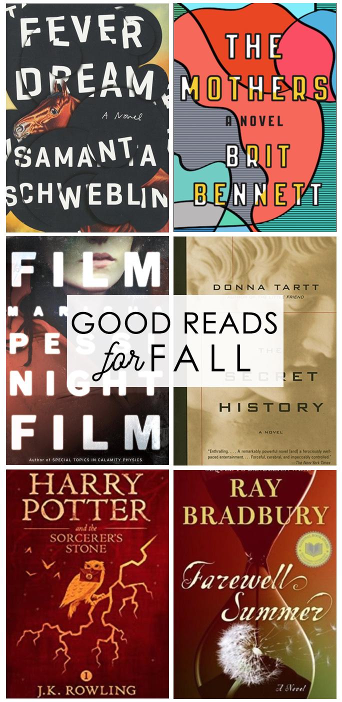 Fall Good Reads_LifebyWyetha