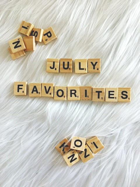 July Roundup (Favorites)
