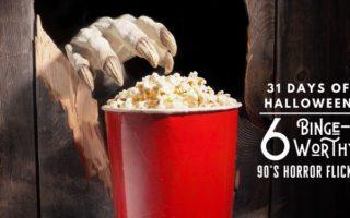 90s Horror Binge