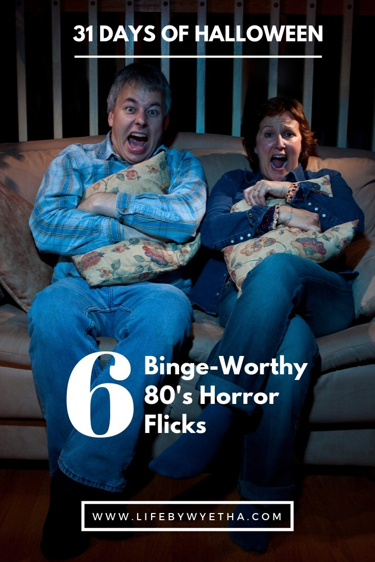 80 horror pin