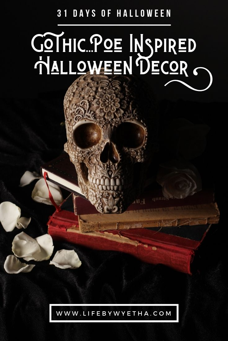 halloween decor PIN