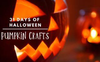 pumpkin crafts header