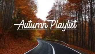 Autumn Playlist Header