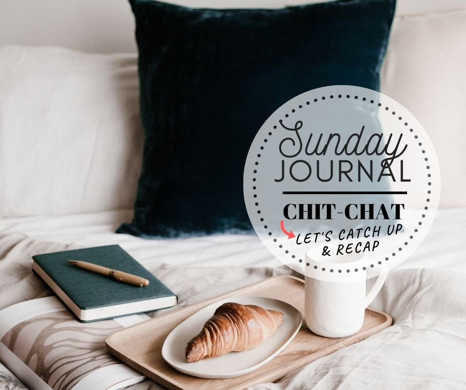 Sunday Recap … Let's Chat!