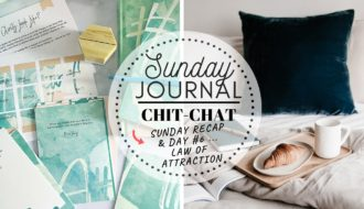SUNDAY RECAP & DAY #7 ...