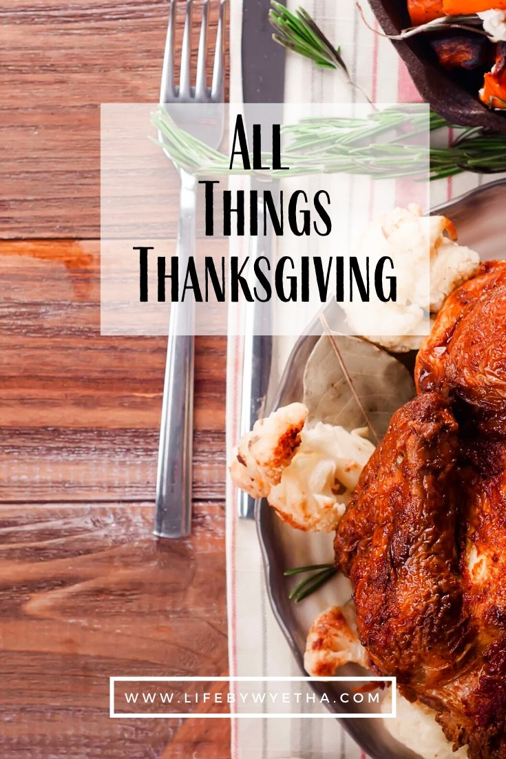 ALL Things Thanksgiving PIN