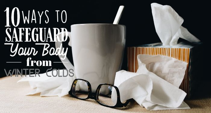 10 ways colds