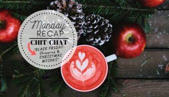 12_9 Monday Recap