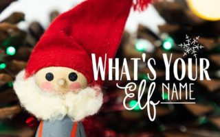 Elf Name Header