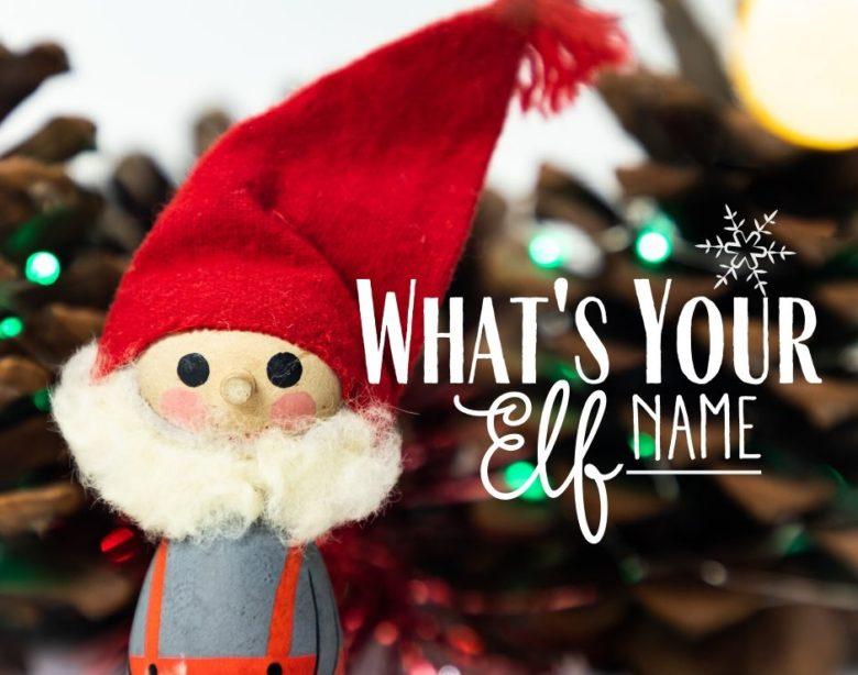 Elf Name Header