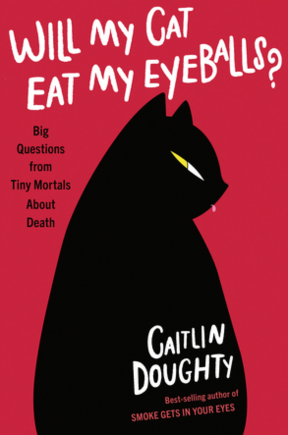 Will my cat eat eyeballs
