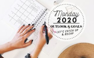 2020 Outlook and Goals HEADER