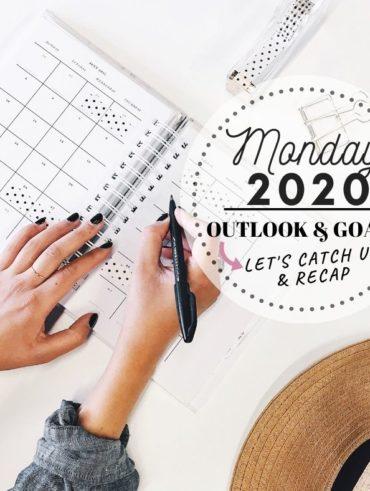 2020 Outlook and Goals HEADER