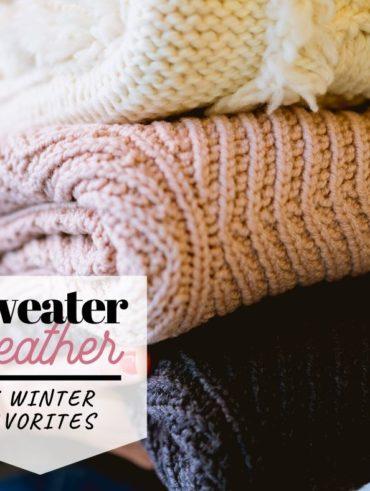 sweater header