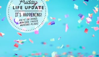 FRIDAY_ It's happening