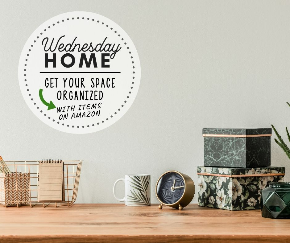 Get Your Spaces Organized!