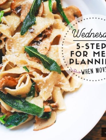 5 STEPS Meal Move