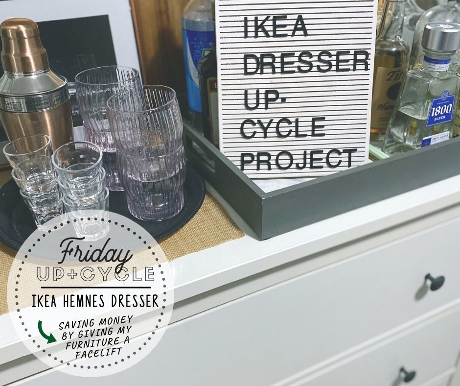 Happy Friday! … IKEA Dresser UP+Cycle