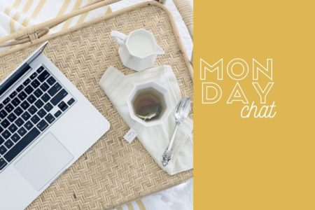 MONDAY Chat Header