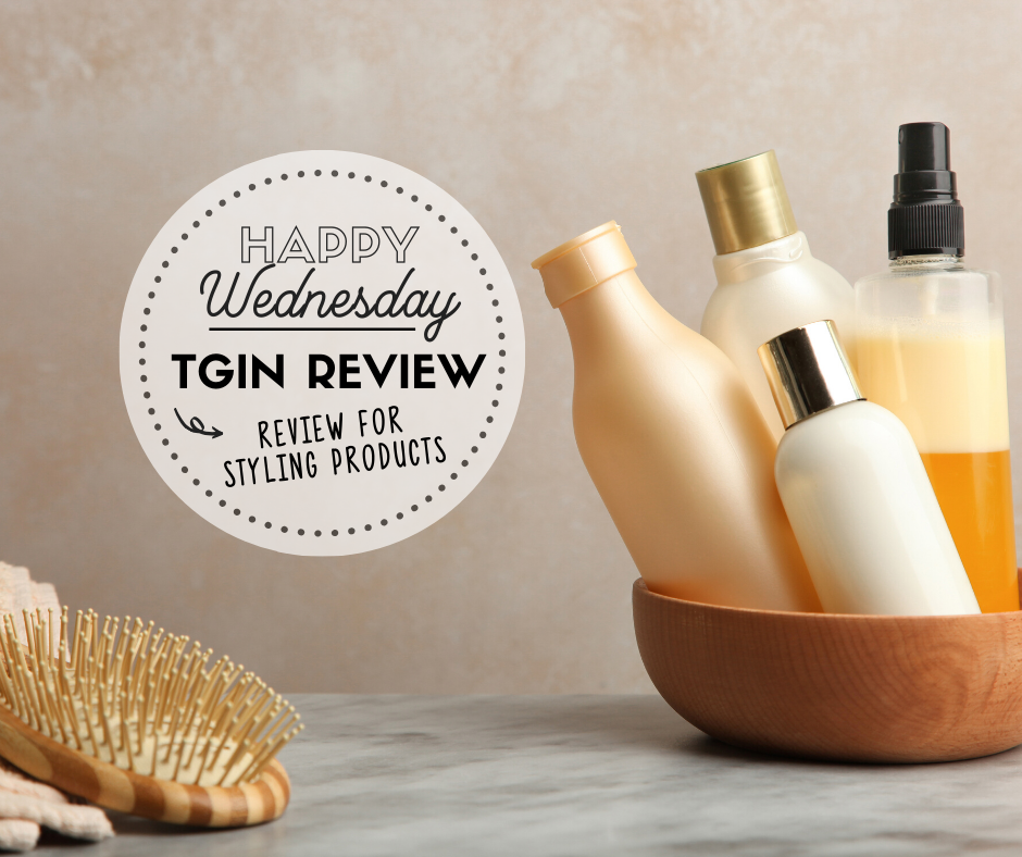 Happy Wednesday … Product Review