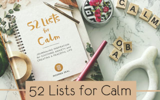 List for Calm Header