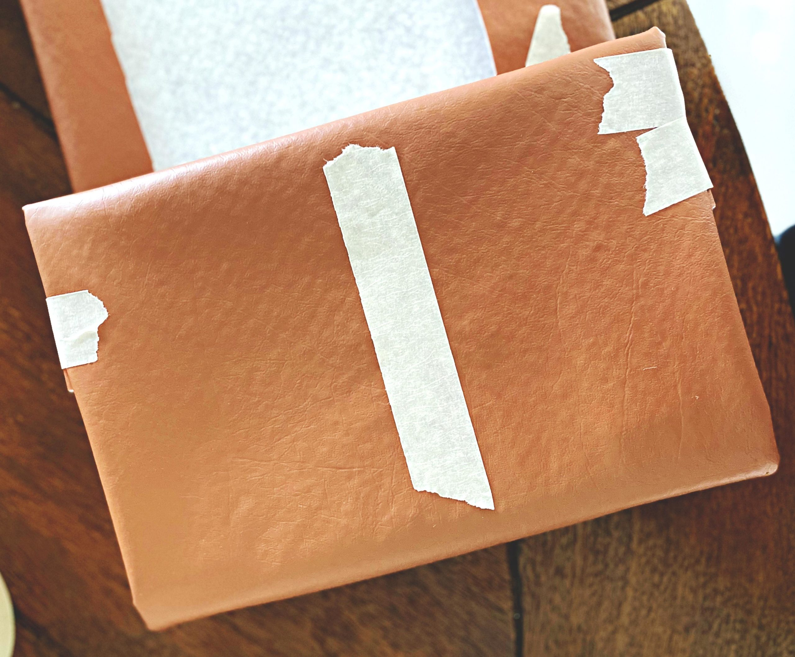 Faux Leather Book3