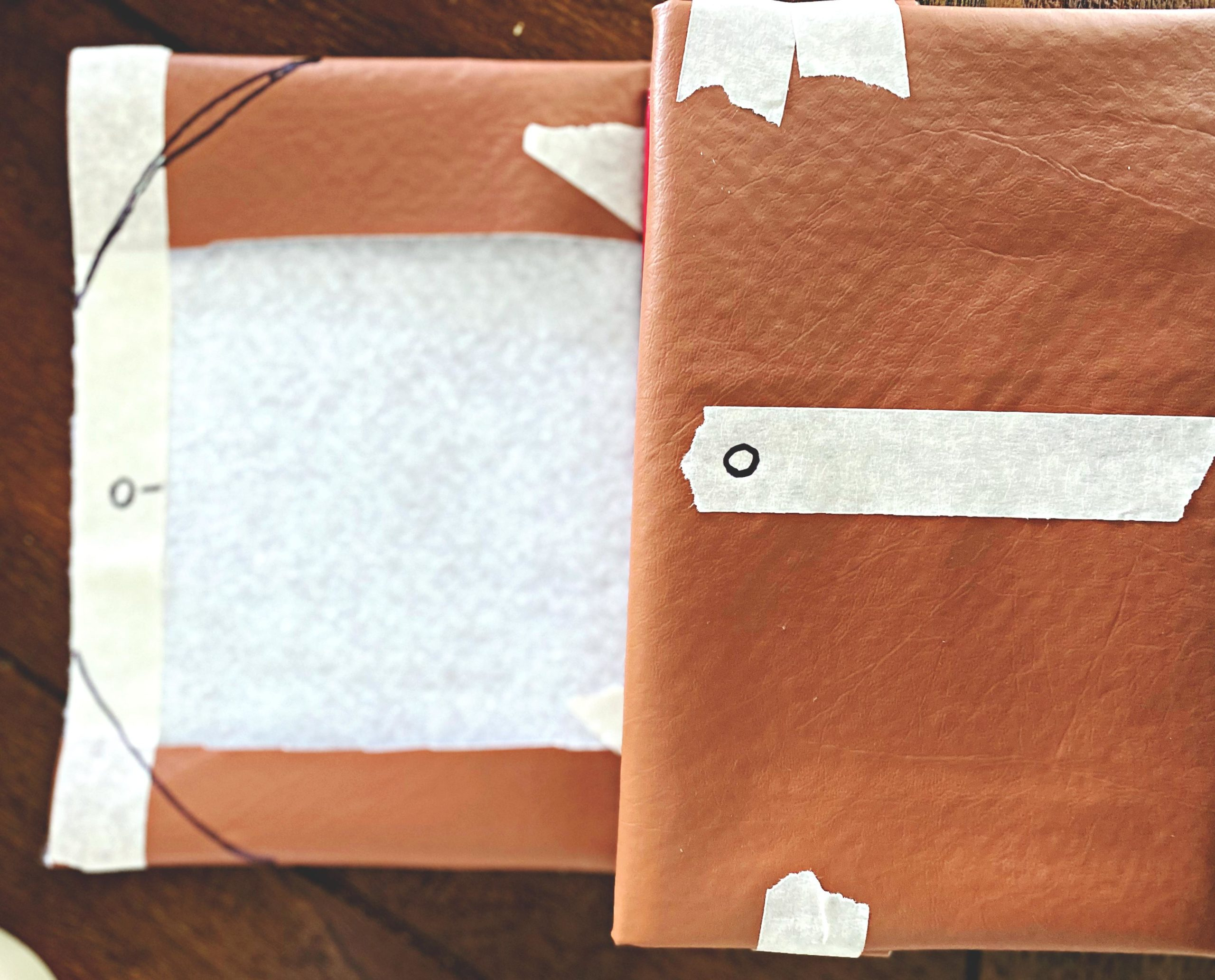 Faux Leather Book4