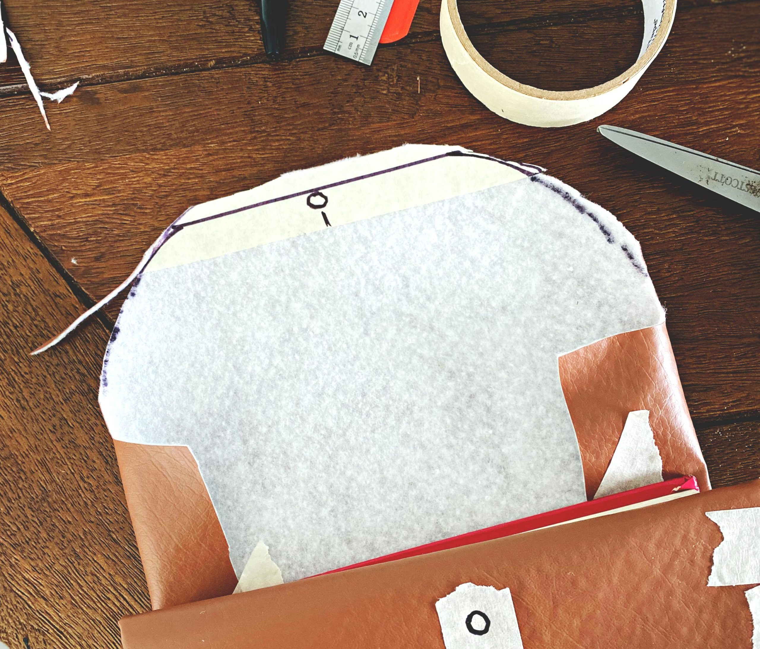 Faux Leather Book5