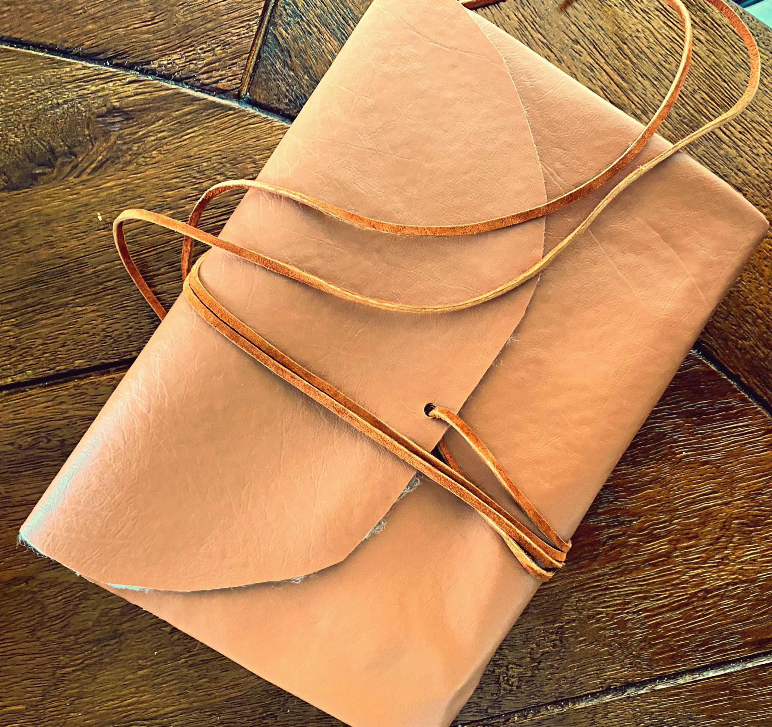 Faux Leather Book8