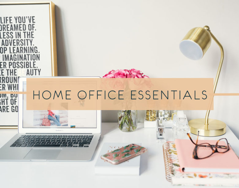 Work and School Home Office