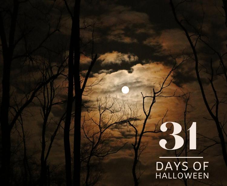 31 Days of Halloween 2020