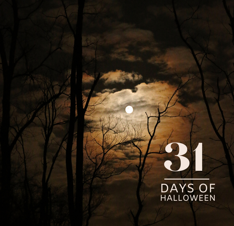 Welcome to 31 Days of Halloween, 2020