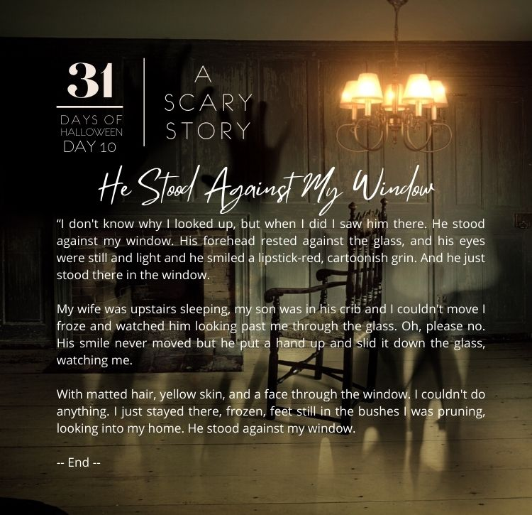 scary story PIN image