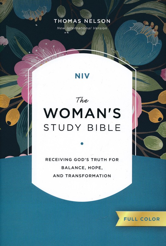 Womans Study Bible