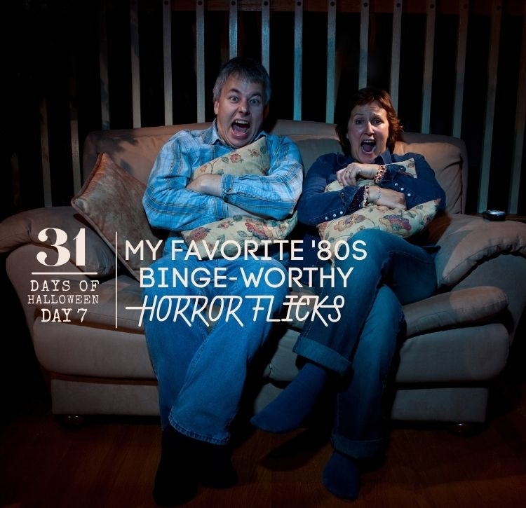31 Days of Halloween: Day #7 … 6 Binge-Worthy '80s Horror Movies