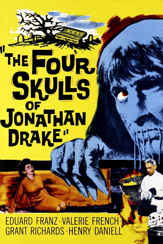 Four Skulls of Johnathan Drake, 1959