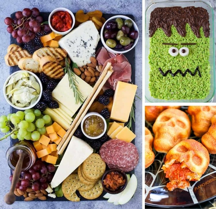 Halloween snackage 2020