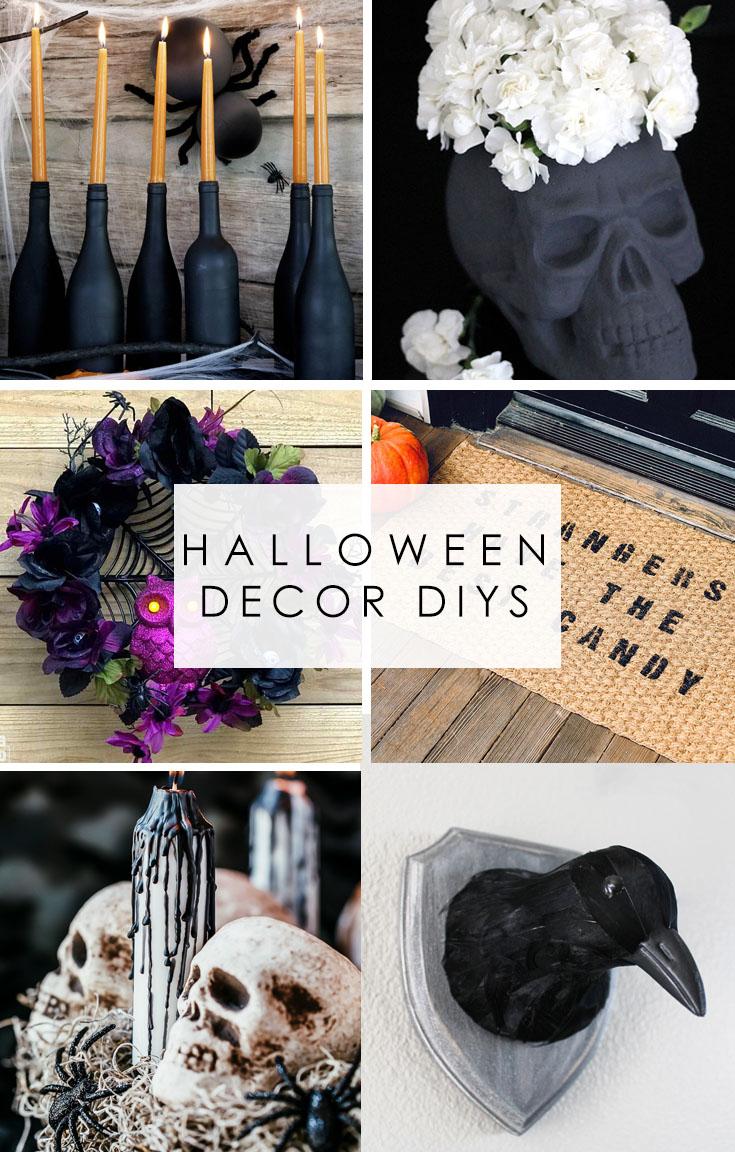 Halloween Decor DIY PIN