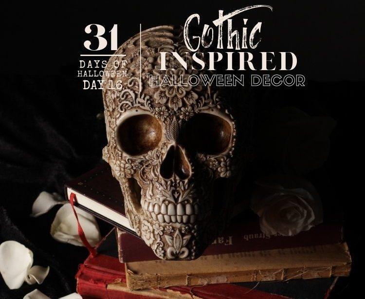 Gothic Inspired Decor Header