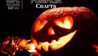 pumpkin crafts 2020
