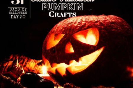 pumpkin crafts 2020
