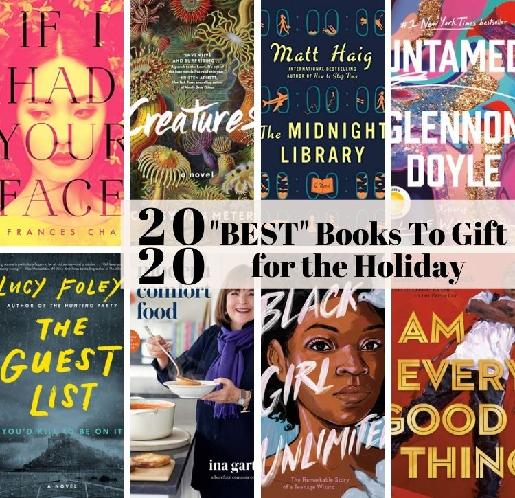 2020 Holiday Books