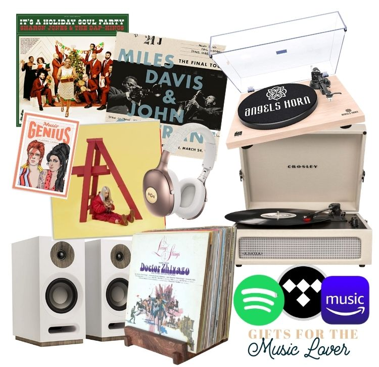 Holiday Gifts for Music Lovers