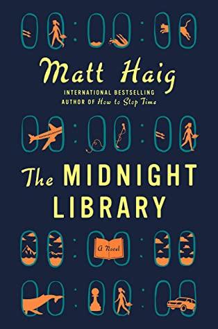 The Midnight Library, Matt Haig