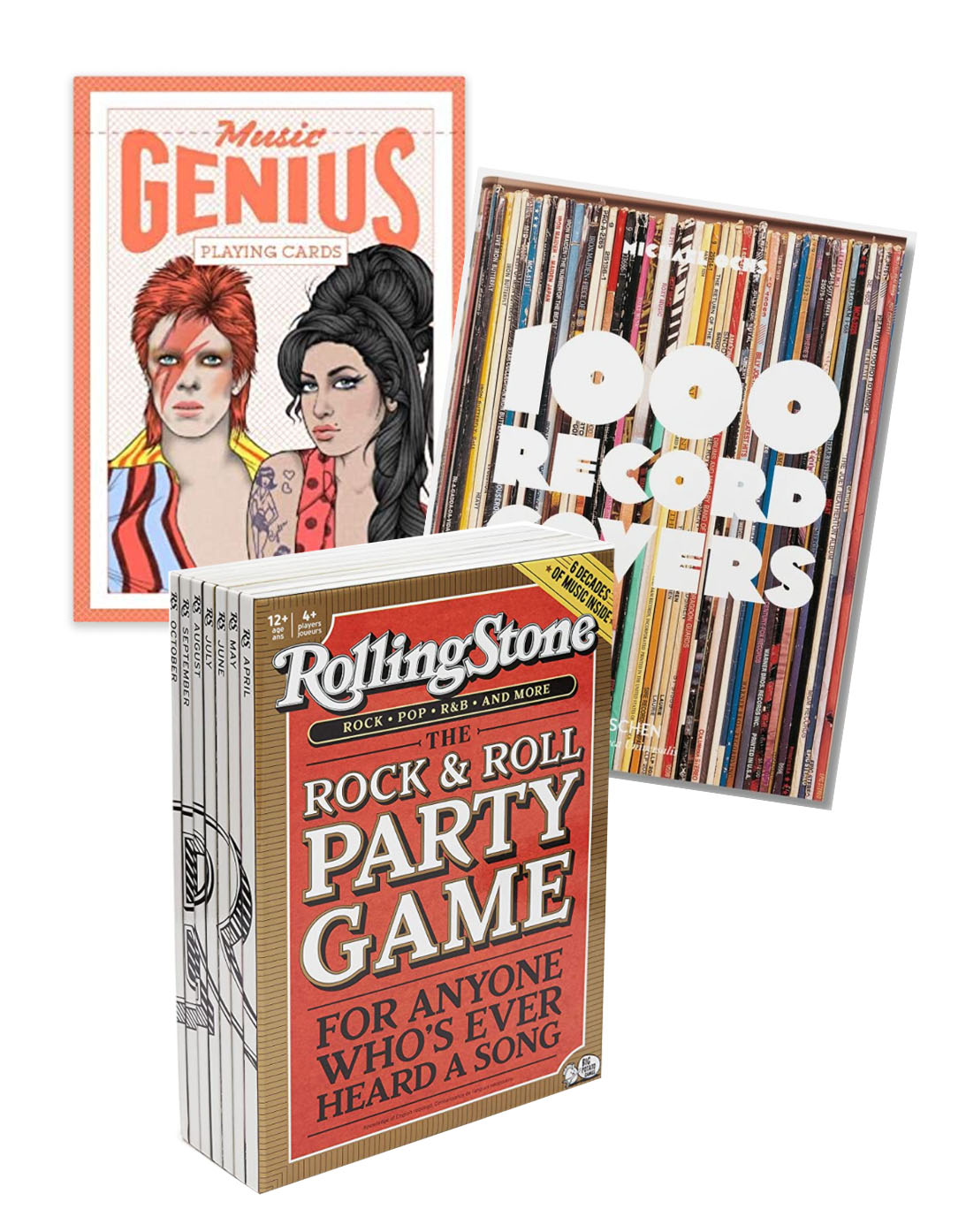 Games and gifts for Music Lovers