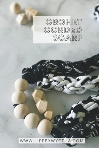 Corded Scarf
