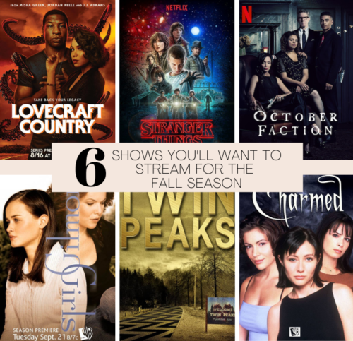 TV Shows to Stream for Fall